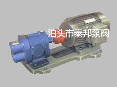 ZYB重油齿轮泵