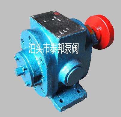 KZYB型抗杂质耐磨齿轮式渣油泵