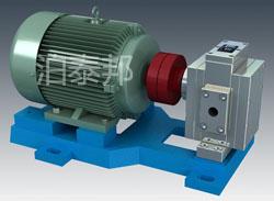 变频齿轮泵