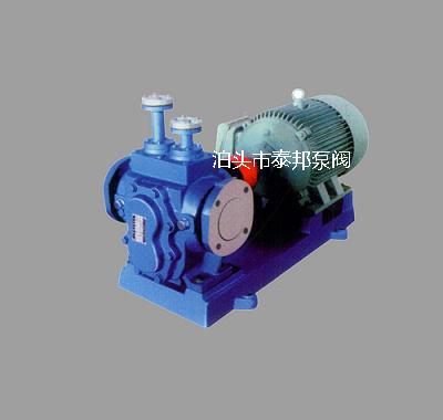 BWCB全铸钢保温沥青泵