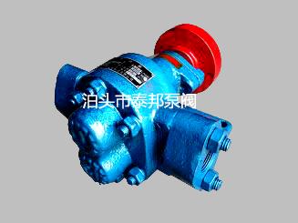 ZYB-18.3系列渣油泵